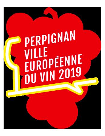 Perpignan,<br>Ville Européenne<br>du Vin