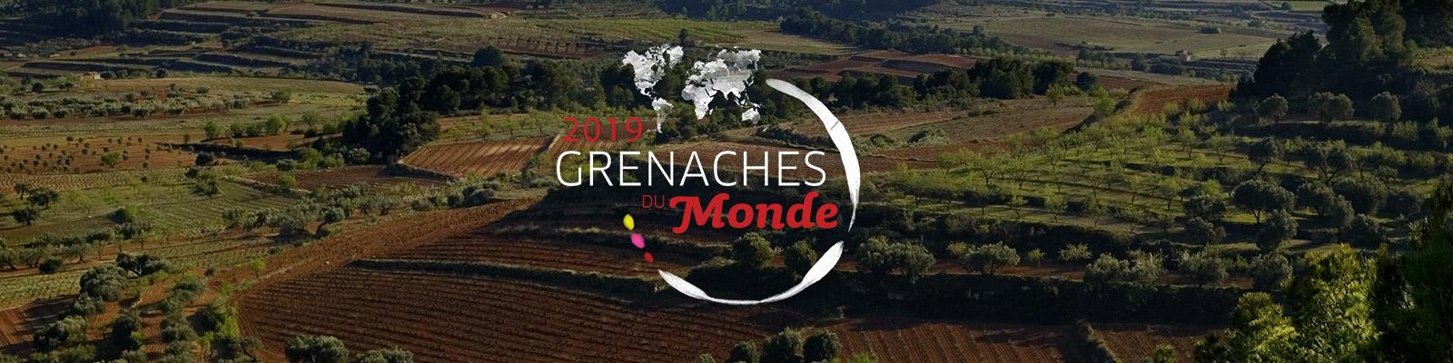 17 et 18 avril 2019 – Grenaches du Monde