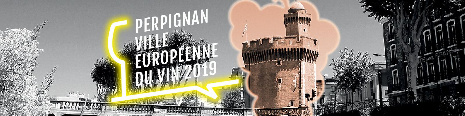 22 janvier 2019 – Lancement Perpignan Ville Européenne du Vin