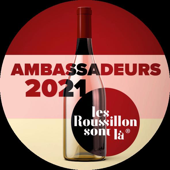 PALMARES DES AMBASSADEURS DU ROUSSILLON 2021