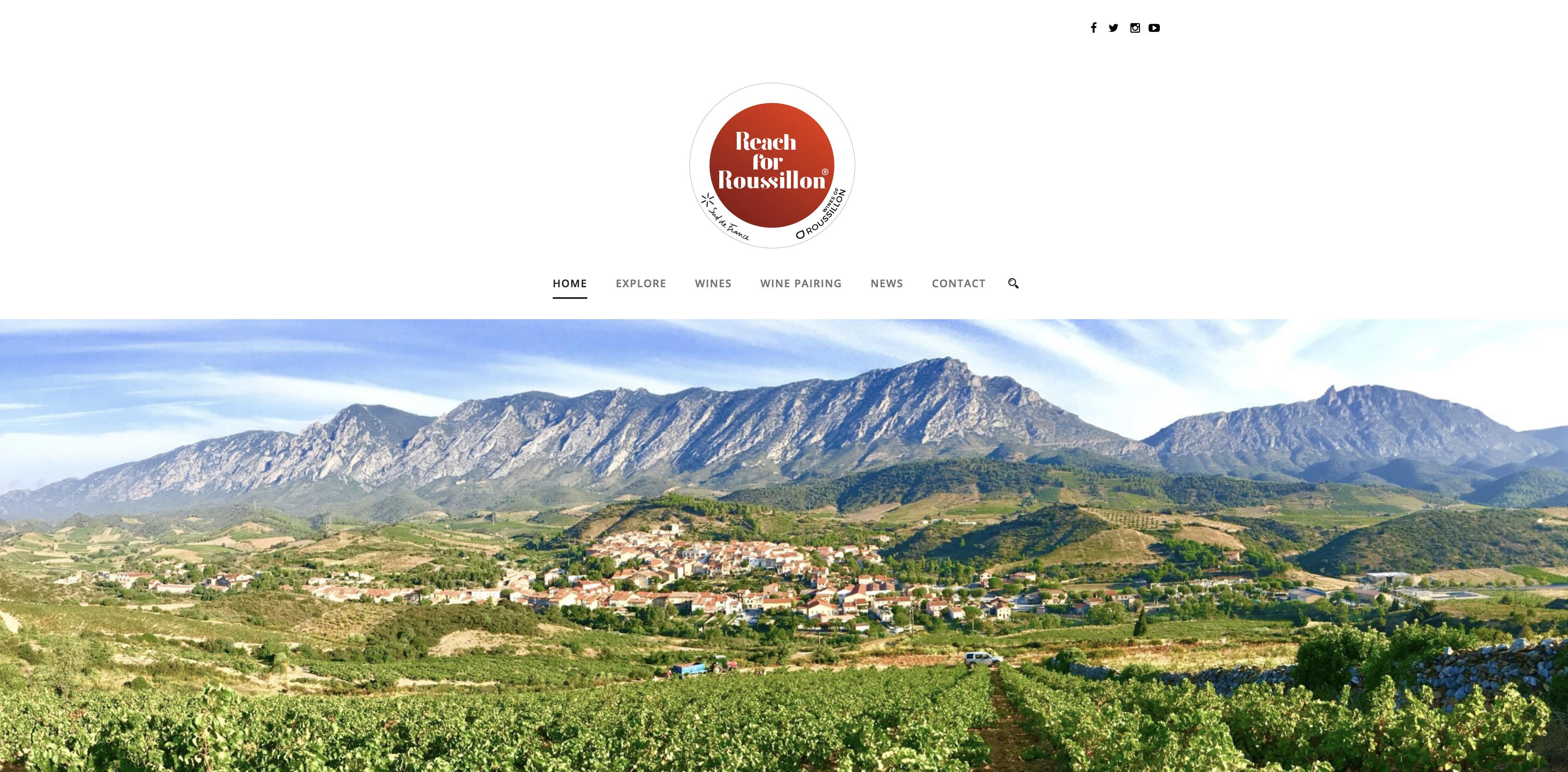 Les Vins du Roussillon à l'export en juin : Europe